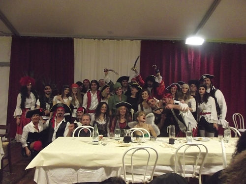 Carnevale - Tropical Dance - 01-03-2014 (4)